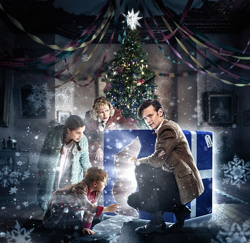 How Sherlock Holmes Saved Christmas For Doctor Who