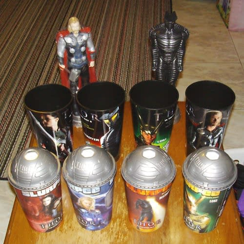Five Ways The Public See Marvel
