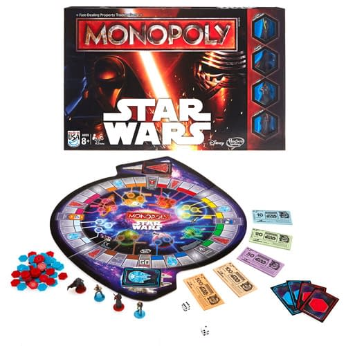 Rey not in Monopoly