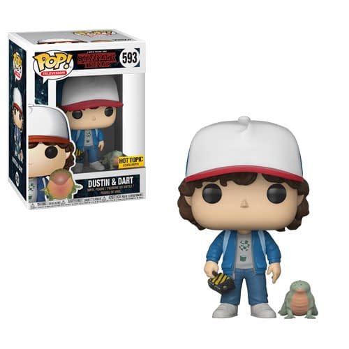 Stranger Things 2 Favorites Get New Funko Products