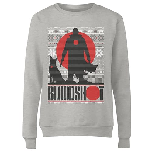 Valiant is Selling a Bloodshot Holiday Sweater, But It's Not Actually a Sweater