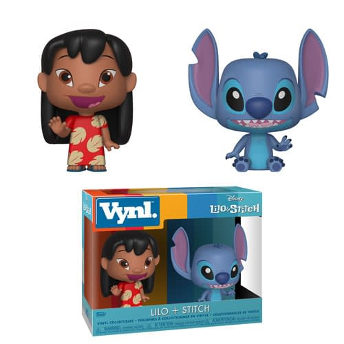 Funko Disney Vynl Lilo and Stitch