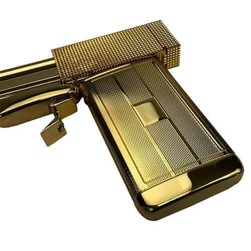 The Golden Gun Prop Makes You Feel Like a James Bond Villain