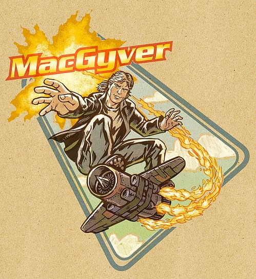 The MacGyver Pitches That Weren't