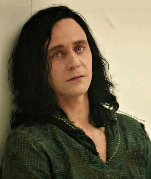 Download Tom Hiddleston Short Black Hair JPG