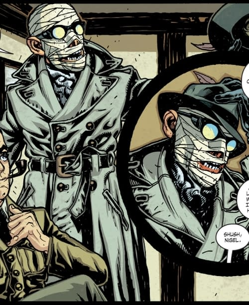 Which Whistling Skull Character Will You Cosplay As In 2013?