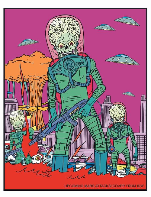 Your Weekly Shaky – Mars Attacks