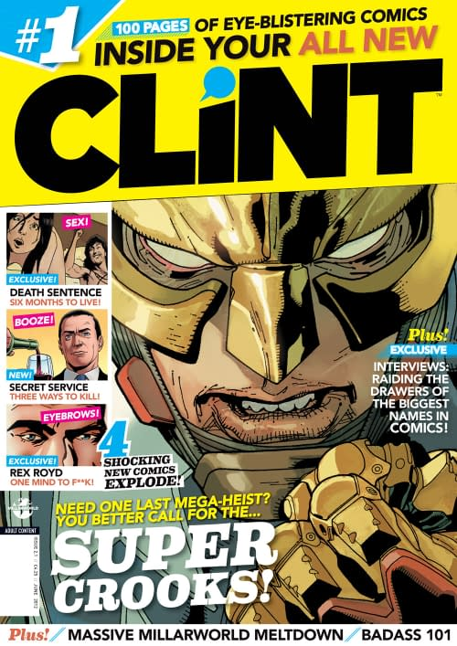 CLiNT Magazine To Relaunch As CLiNT 2.0 In May