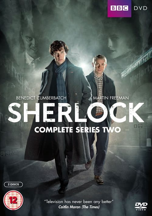 PBS Cut 24 Minutes From Series 2 Of Sherlock To Make Room For Adverts