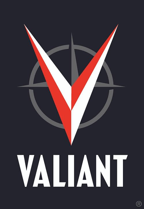 Rian Hughes Designs New Valiant Logo