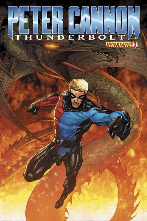 Before Ozymandias – Dynamite Signs Up Peter Cannon, Thunderbolt