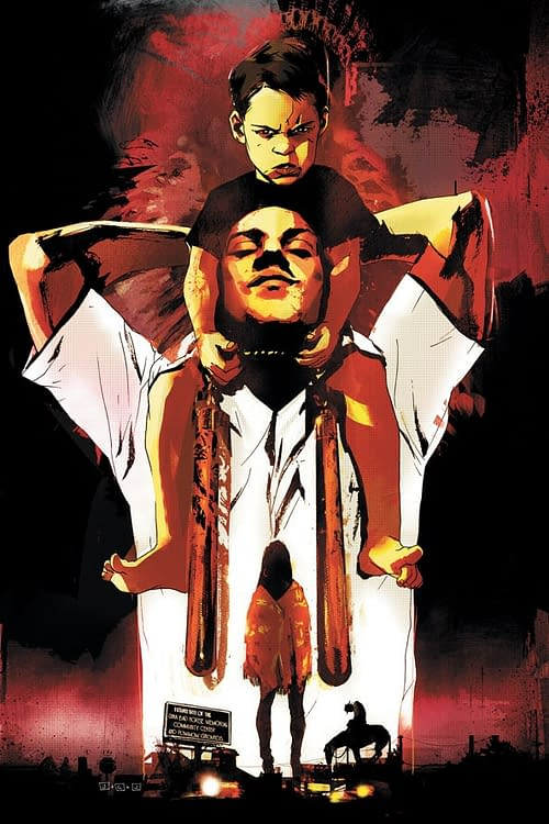 The Final Issue Of Scalped, Trails End, On The Way…