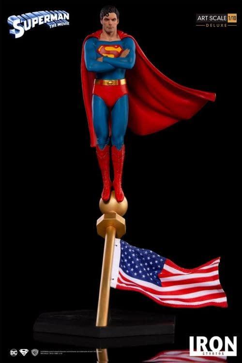Iron Studios Superman Statue 1
