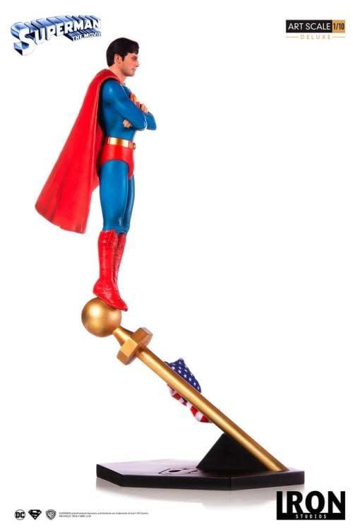 Iron Studios Superman Statue 2