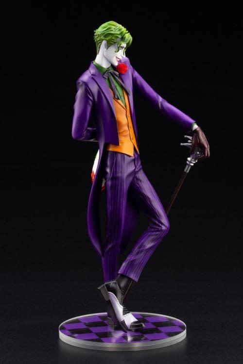 Joker Ikemen Statue Up For Order Form Kotobukiya