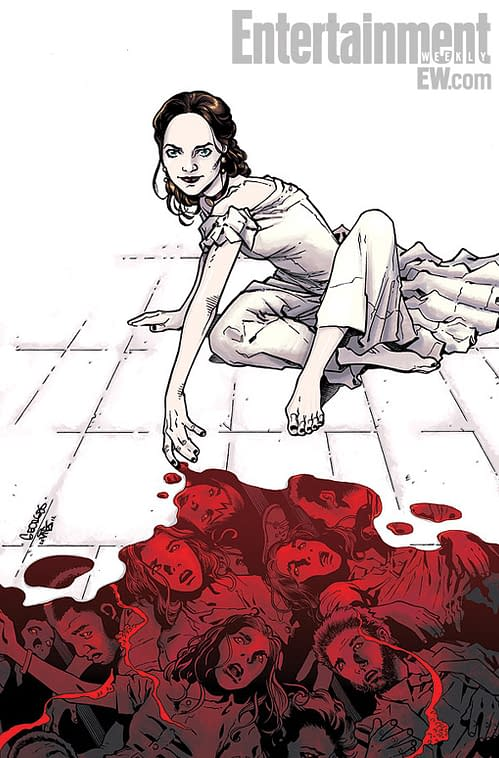 Drusilla Writes Her Own Buffy Spinoff Comic For Dark Horse