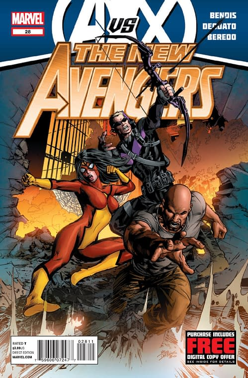 To Kill A Mockingbird – The Changing New Avengers #28