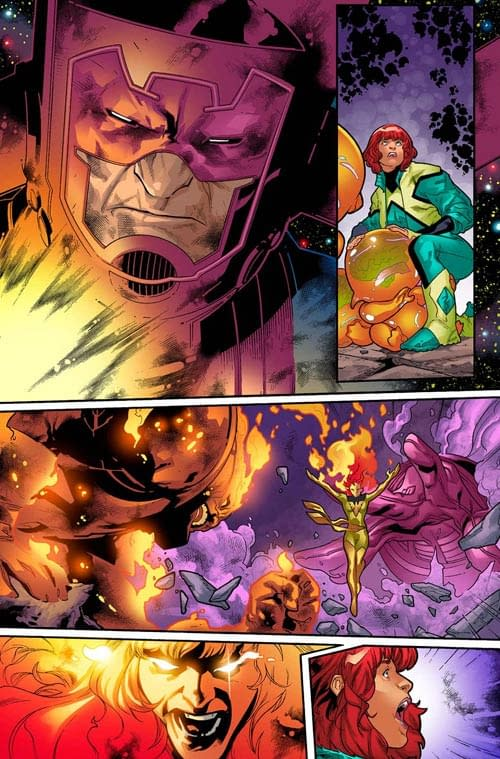 Generations: Phoenix And Jean Grey Gets A Second Printing A Week Before It's Out