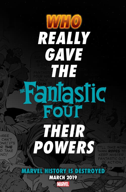 Everything You Knew About The Fantastic Four Was Wrong – in March 2019