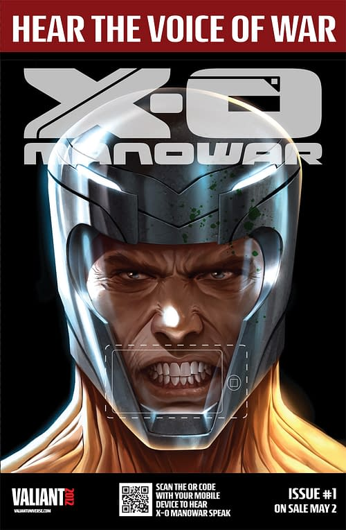 Swipe File: X-O Manowar And Reporters Without Borders