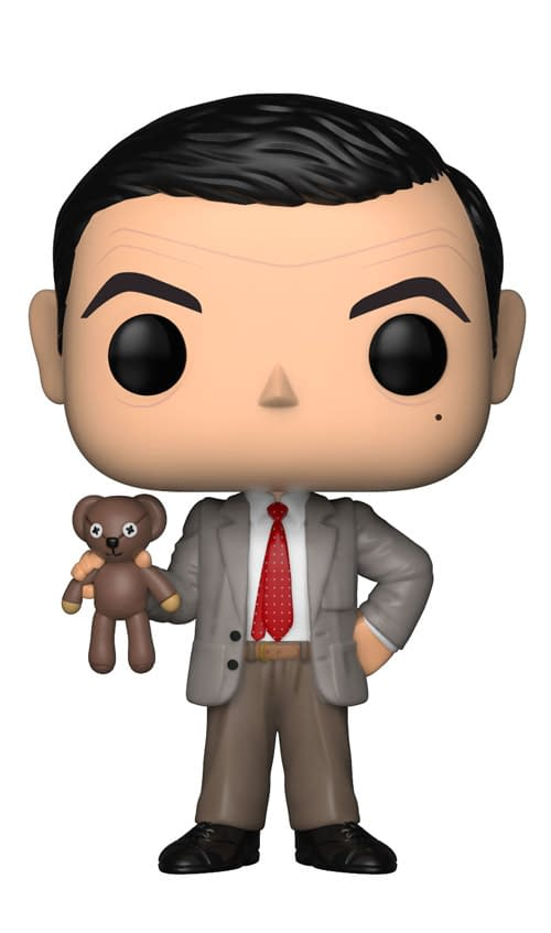 Mr Bean gets A Funko Pop, And One Of The Most Ridiculous Chases Ever