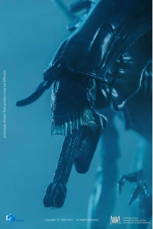 Hiya Toys Reveals New PX Alien Queen and Predators Figures