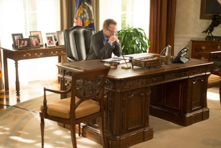 Could Netflix Be Designated Survivor's Last Second Savior?