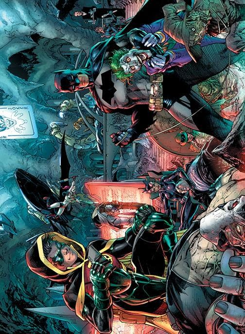 DetectIve Comics #1000 Midnight Release Tops Advance Reorders