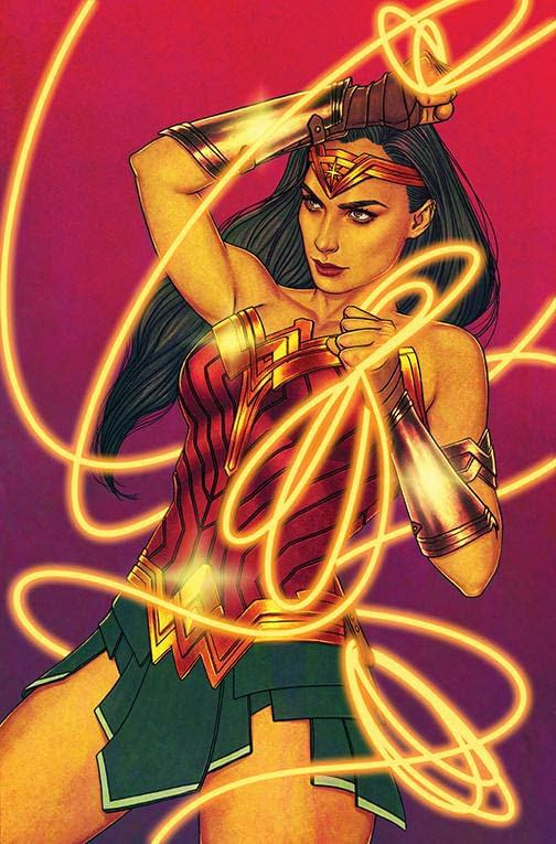 Wonder Woman 1984 Variant Covers