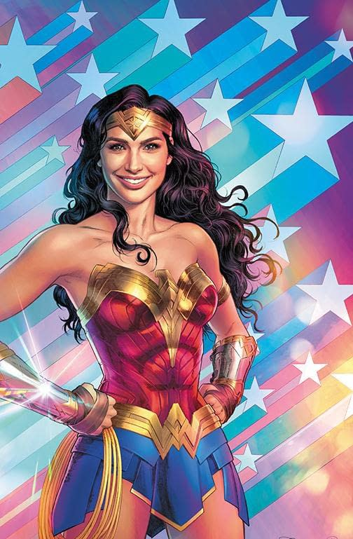 DC Wonder Woman 1984 Variant Covers