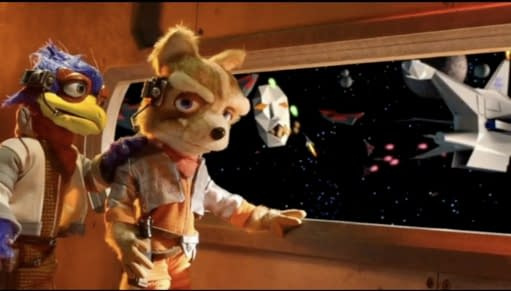 Weekend Watchable: Wes Anderson's Star Fox