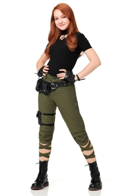 Disney Channel Releases First Teaser for Live-Action 'Kim Possible'