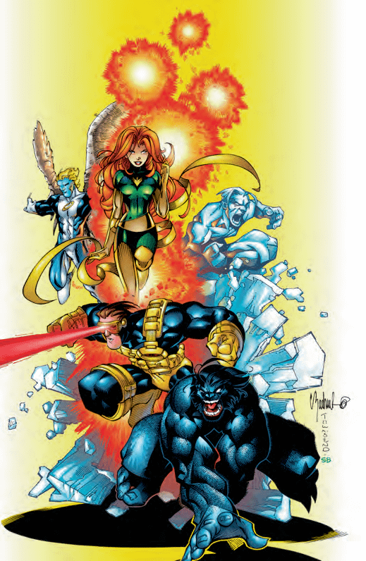 Marvel To Publish Ridiculous X-Men Gold And Blue Trade Paperbacks