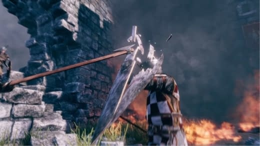 Medieval MMORPG Gloria Victis Now has Movable Catapults