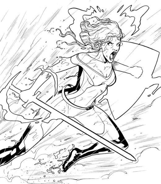 Sneak Peaks at Uncanny X-Men #2-#10 for #XMenMonday