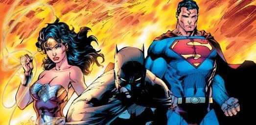 DC Comics To Bring Us The Trinity War Next Year