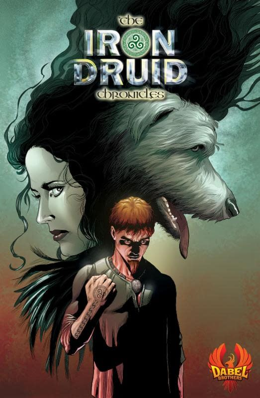 Kevin Hearne's Iron Druid to be Adapted to Comics by the Dabel Brothers