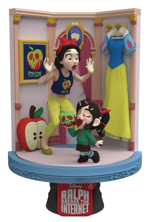 Beast Kingdom Batman and Wreck it Ralph Exclusives Up For Order
