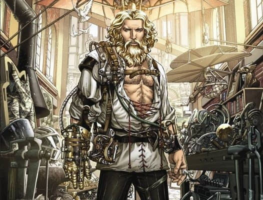 "Jonathan Hickman Returning To Marvel ""Sooner Than You Think,"" Says Tom Brevoort"
