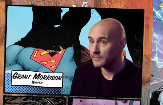 The New DC Comics Video Presentation, With Dan DiDio, Jim Lee, Grant Morrison, Bob Harras And Eddie Berganza
