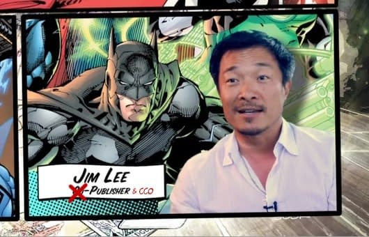 Jim Lee Addresses Public Following DC Management Shake-Up