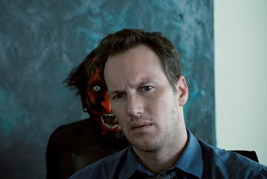 "Patrick Wilson and Lin Shaye Discuss ""Insidious 5"""