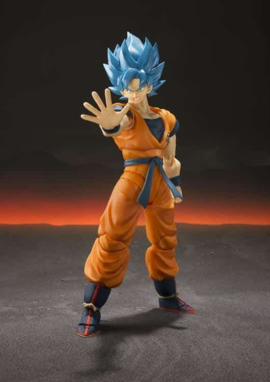 SH Figuarts Dragon Ball Super Broly Movie Goku 1