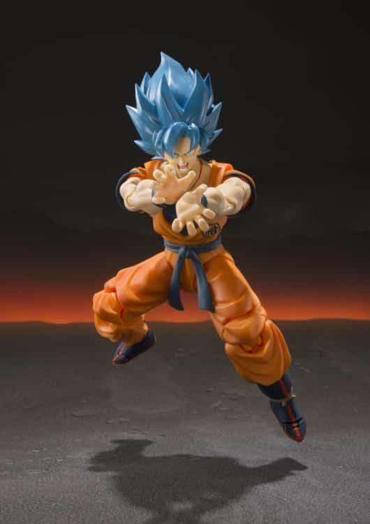 SH Figuarts Dragon Ball Super Broly Movie Goku 3