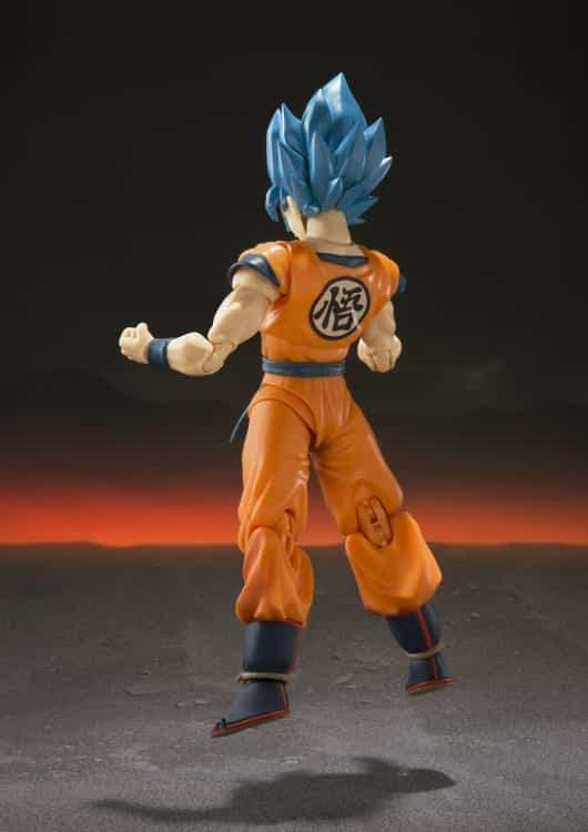 SH Figuarts Dragon Ball Super Broly Movie Goku 4