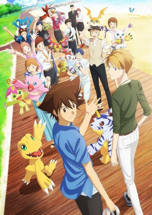 """Breaking Down the New """"Digimon: Last Evolution Kizuna"""" Trailer"""