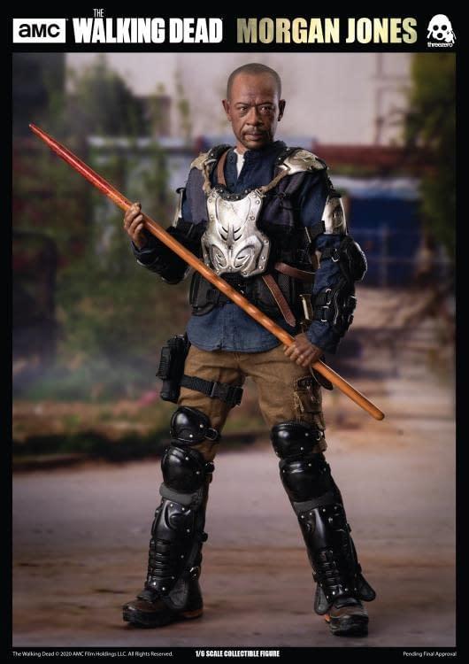 The Walking Dead Morgan Jones is Back With threezero