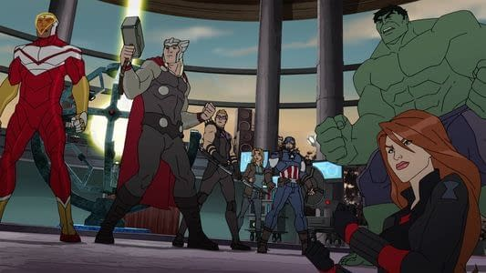 Disney XD Secret Wars