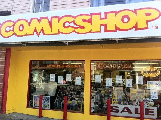 Vancouver's The Comicshop to Close