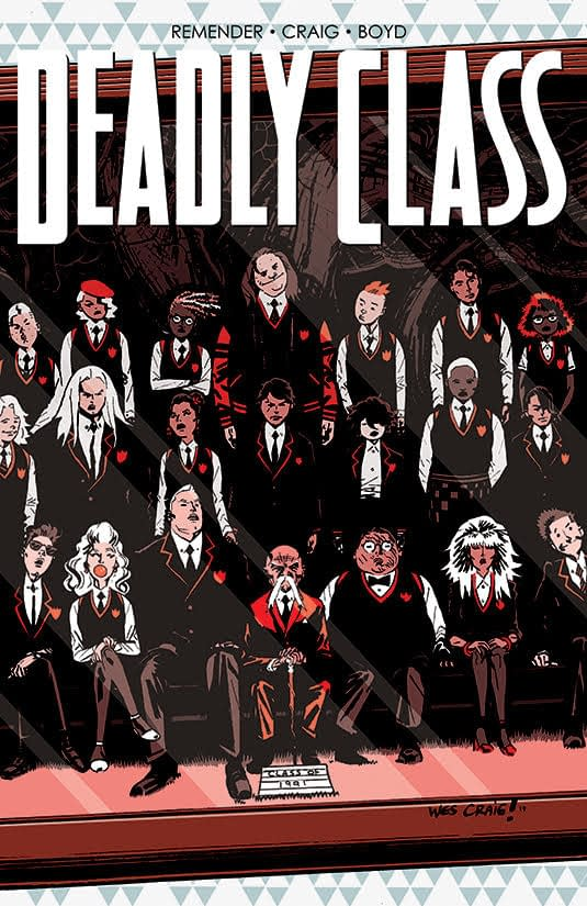 A New Year for Deadly Class: 1989